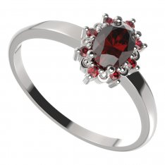 BG ring oval 953-I
