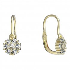 BeKid, Gold kids earrings -774