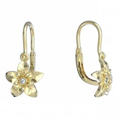 BeKid, Gold kids earrings -812