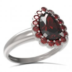 BG ring drop stone  519-I