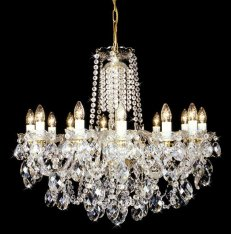 Crystal chandelier-LQQQQB206