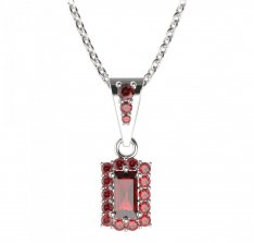 BG pendant rectangle 431-2