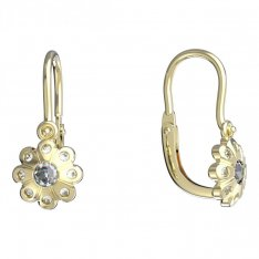 BeKid, Gold kids earrings -838