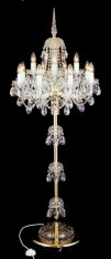 Crystal chandelier-LQQQQB158