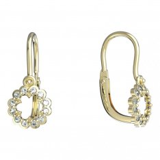 BeKid, Gold kids earrings -855