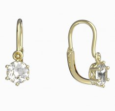 BeKid, Gold kids earrings -1294