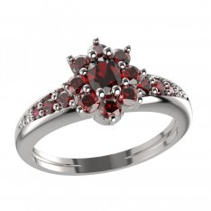 BG ring oval 627-J