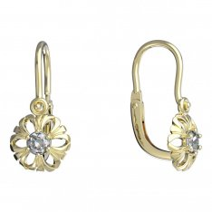 BeKid, Gold kids earrings -607