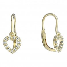 BeKid, Gold kids earrings -858