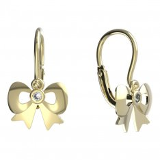 BeKid, Gold kids earrings -1279