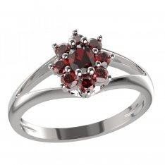 BG ring oval 627-V