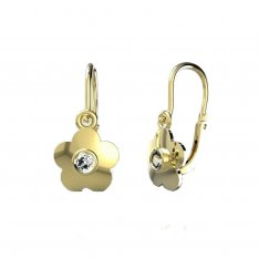 BeKid, Gold kids earrings -1277