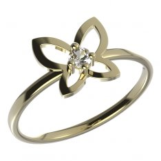 BeKid, Gold kids ring -844