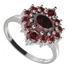 BG ring oval 224-I