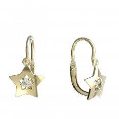 BeKid, Gold kids earrings -824