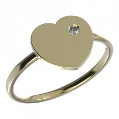 BeKid, Gold kids ring -847