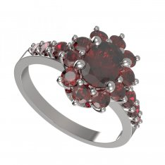 BG ring oval 756-Z
