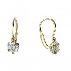 BeKid, Gold kids earrings -870