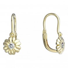 BeKid, Gold kids earrings -841