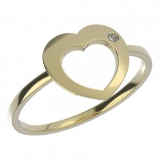 BeKid, Gold kids ring -827