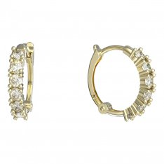 BeKid, Gold kids earrings -1347