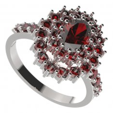 BG ring 001-Z oval