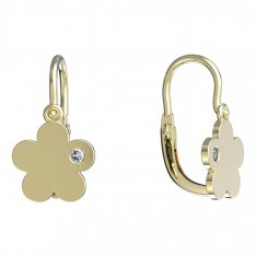 BeKid, Gold kids earrings -852