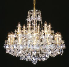 Crystal chandelier-LQQQQB386
