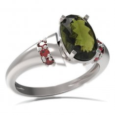 BG ring oval stone 492-K