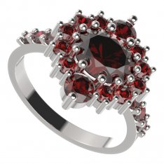 BG ring 224-Z oval