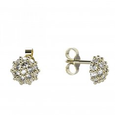 BeKid, Gold kids earrings -850