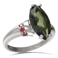 BG ring oval stone 481-K