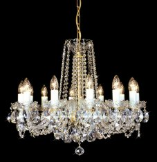 Crystal chandelier-LQQQQB141
