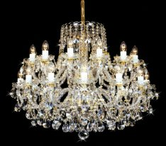Crystal chandelier-LQQQQB048
