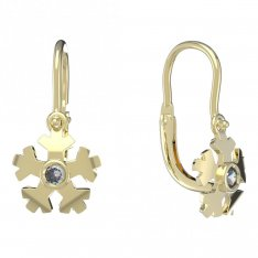 BeKid, Gold kids earrings -1284