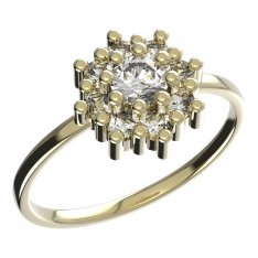 BeKid, Gold kids ring -319