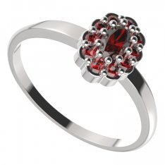 BG ring oval 455