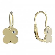 BeKid, Gold kids earrings -828