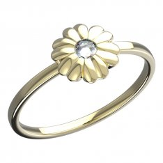 BeKid, Gold kids ring -841
