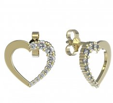 BeKid, Gold kids earrings -1251
