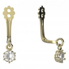 BeKid Gold earrings components I3