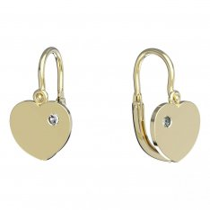 BeKid, Gold kids earrings -847