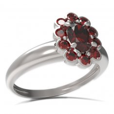 BG ring oval 517-I