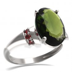 BG ring oval stone 480-K