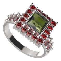 BG ring 099-X square
