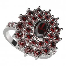 BG ring 021-Z oval