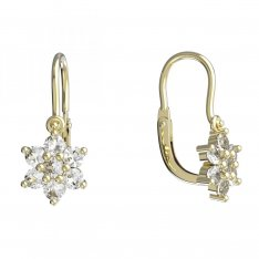 BeKid, Gold kids earrings -853