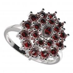 BG ring oval 009-I