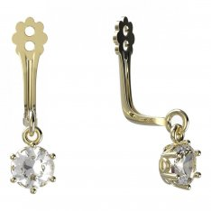 BeKid Gold earrings components I4