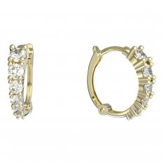 BeKid, Gold kids earrings -1346